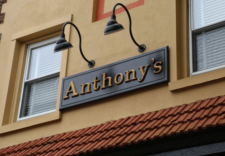 Anthony s creative italian cuisine for Anthony s creative italian cuisine